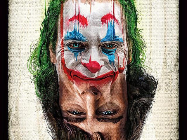 Put On A Happy Face Joker Wallpaper Hd Movies 4k
