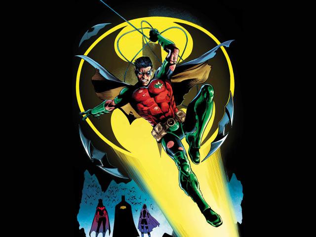 Robin DC Comics Wallpaper, HD Superheroes 4K Wallpapers ...