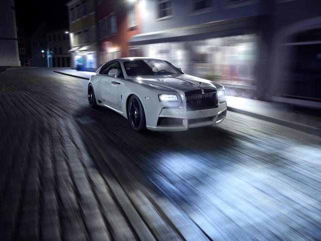 rolls-royce, spofec, white Wallpaper, HD Cars 4K ...