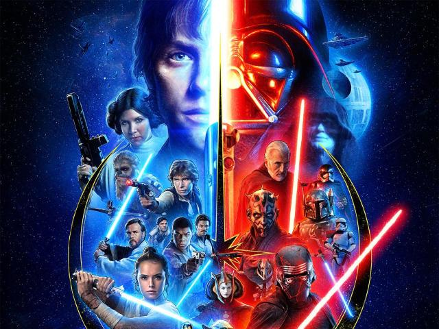 Star Wars Skywalker Saga Wallpaper HD Movies 4K