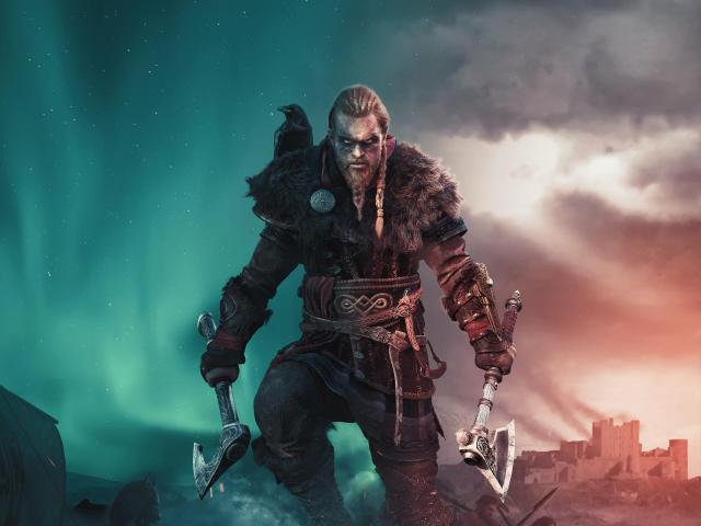 Ubisoft Assassin's Creed Valhalla Viking Wallpaper, HD ...