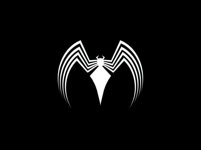 3840x2160 Venom 5k Logo 4K Wallpaper, HD Minimalist 4K ...
