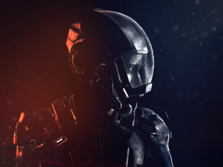 2017 Mass Effect Andromeda Fanart wallpaper