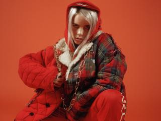 2018 Billie Eilish wallpaper