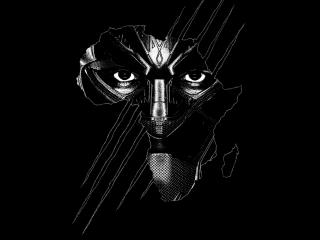 2018 Black Panther Art wallpaper