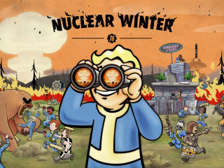 2019 Fallout 76 Nuclear Winter wallpaper