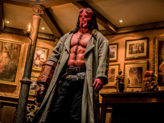 2019 Hellboy Movie wallpaper