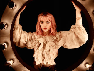 HD Wallpaper | Background Image 2019 Maisie Williams 8K