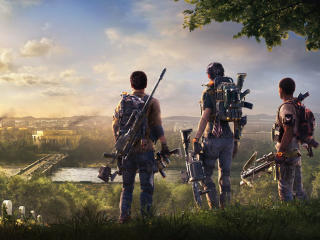 2019 The Division 2 Game wallpaper