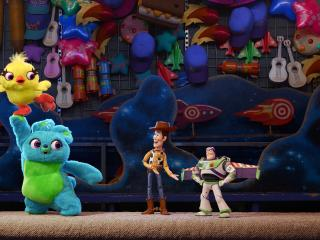 2019 Toy Story 4 image