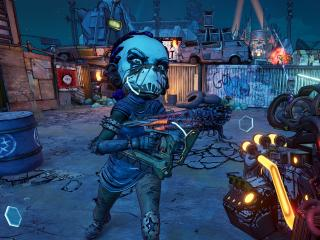 2020 Borderlands 3 Game wallpaper