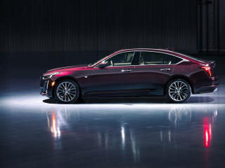 2020 Cadillac CT5 wallpaper
