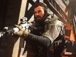 2020 Call of Duty Modern Warfare wallpaper