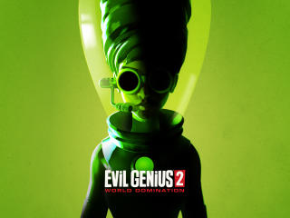 2020 Evil Genius 2 World Domination wallpaper