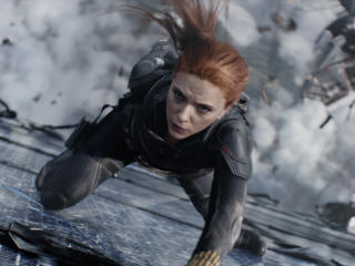 2020 New Black Widow Movie wallpaper