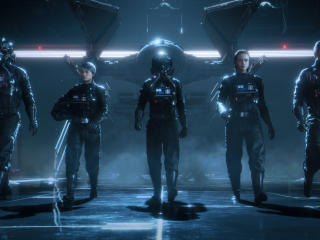 2020 Star Wars Squadrons 4K wallpaper