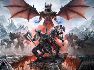 2020 The Elder Scrolls Online Greymoor wallpaper