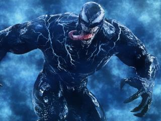 2020 Venom 2 Art wallpaper