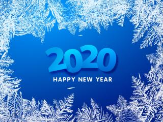 2020 Year wallpaper