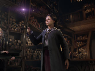 2021 Hogwarts Legacy wallpaper