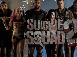 2021 Suicide Squad Cast Photography wallpaper