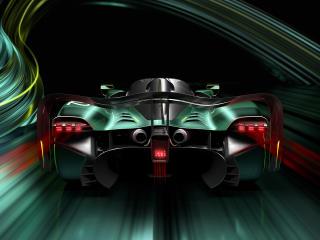 2022 Aston Martin Valkyrie AMR Pro wallpaper