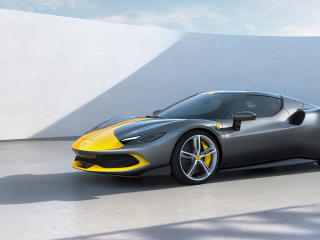 2022 Ferrari 296 GTB wallpaper
