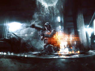4k Battlefield 4 2019 wallpaper