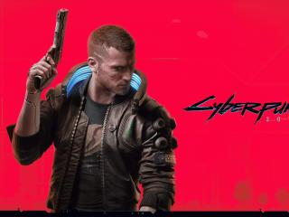 4k Cyberpunk 2077 Poster wallpaper