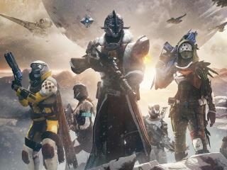 4K Destiny 2020 wallpaper