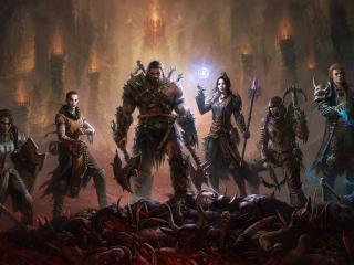 4K Diablo Immortal wallpaper