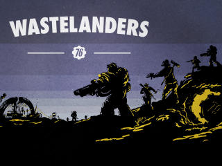 4k Fallout 76 Wastelanders wallpaper
