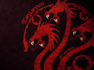 4K Game Of Thrones House Targaryen wallpaper