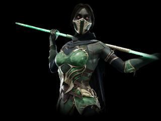 4K Jade Mortal Kombat 11 photo