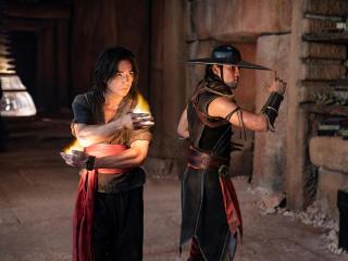4K Mortal Kombat Movie 2021 wallpaper