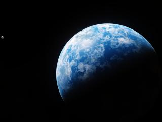 4K Planet Earth wallpaper