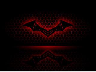 4K The Batman Logo wallpaper