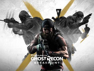 4K Tom Clancys Ghost Recon Breakpoint wallpaper
