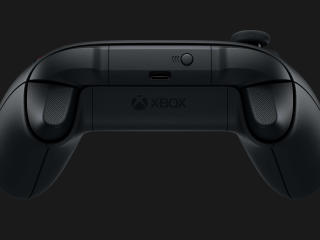 4K Xbox Series X Controller wallpaper