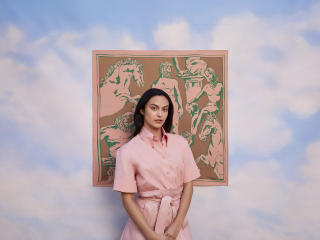 5K Camila Mendes 2020 wallpaper