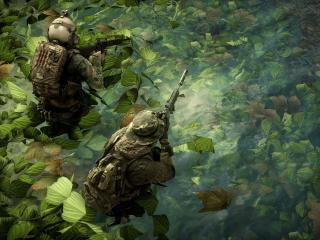 5K New Battlefield 4 wallpaper