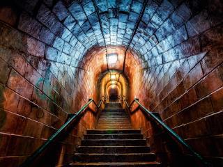 A Last Tunnel wallpaper