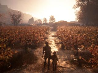 A Plague Tale Innocence 4K wallpaper