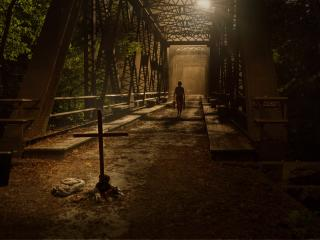 A Quiet Place Background 2 wallpaper