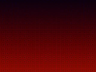 A Red Pattern wallpaper