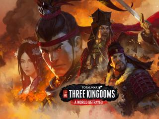 A World Betrayed Total War 3 Kingdoms wallpaper