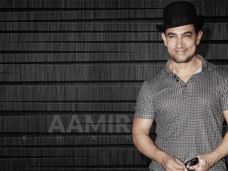 Aamir Khan In Hat  wallpaper