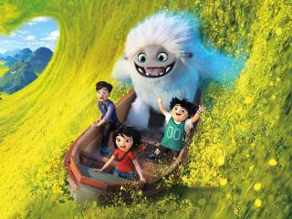 Abominable Movie wallpaper