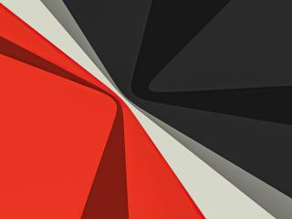 Abstract 4K Orange Dark Colors wallpaper