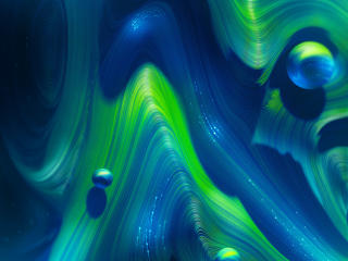 Abstract Fluid Texture wallpaper